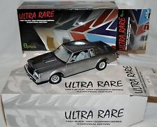 NEW GMP 1/18 ULTRA RARE 1987 Buick Regal T-Type D84 Gray/Silver G1800217 Car '87