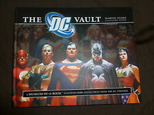 The DC Vault: A Museum-in-a-Book with Rare Collectibles from the DC Universe Har
