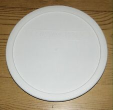 1 NEW Plastic CORNING WARE LID FS-1-PC fits 2 1/2 Qt French White Round Dish MC