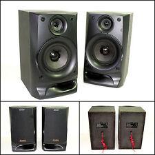 SHARP CP-C265 Bookshelf Speaker System (40W, 6 Ohms)