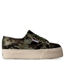 Superga Green Athletic Shoes for Women