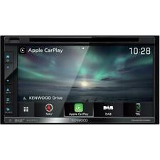 Kenwood DNX5190DABS autoradio 2-DIN DAB+ con GPS, Apple carplay, Android Auto, B