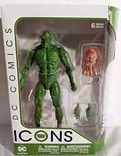 Swamp Thing Dark Genesis DC ICONS DC Comics Action Figure