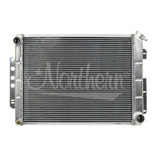205125 Northern Pontiac 67-69 Firebird All Aluminum Radiator Manual Transmission