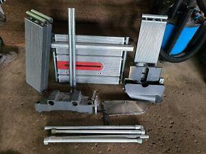 Shopsmith Mark V 500 to 510 Table & Fence Upgrade .