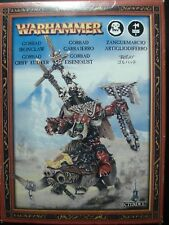 Warhammer Age of Sigmar Greenskinz Orcs & and Goblins Gorbad Ironclaw Metal New
