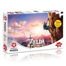 Puzzle Zelda Breath of the Wild, 500 Teile Puzzel Link Nintendo NEU