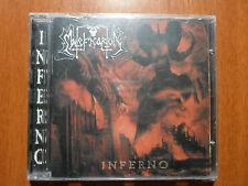 Maleficarum - Inferno RARE BR Black metal SEALED