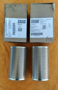 Fram Cannister Type Heavy Duty Oil Filters Chevy GM Buick Olds CH106PL
