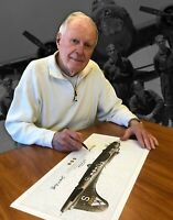 B-17 art A Higher Call autographed by 2 WWII vets from same unit as Charlie!
