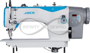 Jack H2-CZ Walking Foot Heavy Duty Leather Upholstery Industrial Sewing Machine