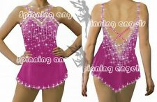 Adult Marvellous Ice Skating Figure skating Dress Gymnastics Costume