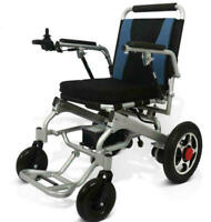 110/220V Portable Folding Mobility Old Elderly Disabled Electric Wheelchair US