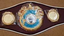 WBO Boxing ChampionShip Belt.full size