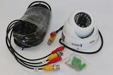 Konig extérieur Vision De Nuit Sécurité CCTV Caméra dôme Kit ,IP66 ,700 LIGNES