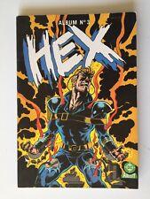 ALBUM RECUEIL HEX N° 3 - 8 a 13 / DC COMICS AREDIT 1987 / MARVEL