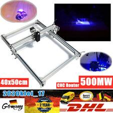 40x50cm DIY CNC Laser Graviermaschine Gravurmaschine 500mW Laserfräsmaschine DE
