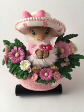 """Charming Tails """"Sweet Smell of a Cure""""- Promise of a Cure Collection  with COA"""