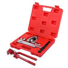 2x Frein Cuivre Durite Tuyau Tool-Kit De Réparation Tube Embout Cutter Bender
