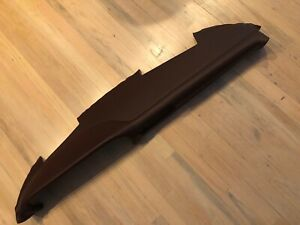 porsche 911 930 dashboard dash panel  BURGUNDY 1974-85 RARE