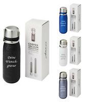Schmalz® Thermosflasche YUKI mit Gravur 350ml vakuumisolierte Trinkflasche