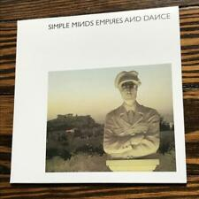 Simple Minds / Empires and Dance (CD in LP-Style Sleeve) (SIMCDX3) - Simple Mi..