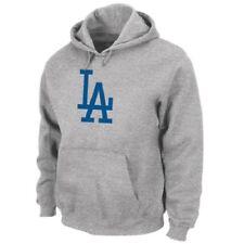 Los Angeles Dodgers Official MLB Majestic Suedetek Sweatshirt Adult Medium