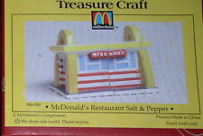 Mc Donald Restaurant  - Salt & Pepper Shaker Set