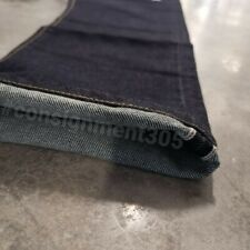 Gap Narrow Loom Redline Selvedge Standard Taper Rinsed Jeans 32 x 34 nwt