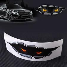 Funny Anger Eyes Peeking Leopard Car Sticker Body/Door/Fenders Decor Vinyl Decal