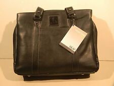 Kenneth Cole Reaction R-Tech Top Zip Lap Top Travel Tote Black