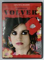 DVD Volver Tornare Copia Noleggio Film Cinema Video Movie