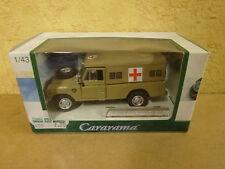BOXED MODEL CAR CARARAMA 1:43 / LAND ROVER SERIES III 109 #2