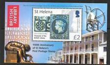ST.HELENA SGMS978 2006 150th ANNIV OF ST.HELENA POSTAGE STAMPS    MNH