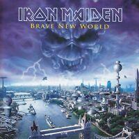 IRON MAIDEN - BRAVE NEW WORLD CD ~  BRUCE DICKINSON *NEW*