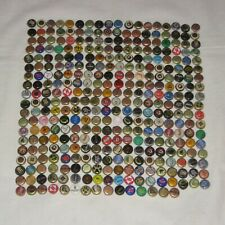 Vintage Lot 300+ Craft Beer Bottle Caps, Great for Arts Craft Project