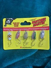 Panther Martin Value Pack Amazing Sonic Spinners Set Of 5 Hooks Trout Bass Perch