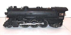 Lionel Prewar O Gauge Scarce Late 225 Scale Detailed Steam Locomotive! CLEAN!!!