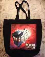 DOCTOR WHO Festival 2015 London Excel Tote Bag - Used - FREE UK POSTAGE
