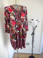 GEORGE LADIES TUNIC STYLE SUMMER DRESS SIZE 18