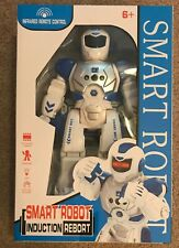 Smart Robot Induction Rebort - Infrared Remote Control - ages 6+