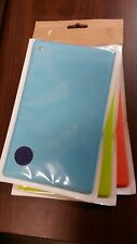 "oioo TABLET 3 LOT BACK COVERS - MODEL 2 - BLUE, GREEN, ORANGE - 8"" X 4 3/4"""