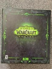Blizzard: (WOW) World of Warcraft: LEGION - Collector's edition (PC)