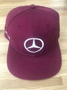 Mercedes F1 Formula 1 Lewis Hamilton 2016 Spanish GP Limited Edition Cap VGC