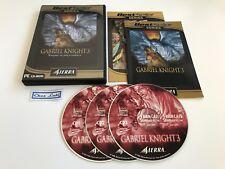 Gabriel Knight 3 - PC - FR - Avec Notice