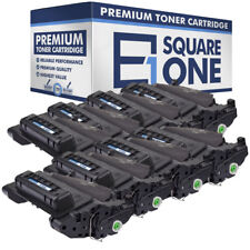 eSquareOne Compatible Toner Cartridge Replacement for HP 64A CC364A Black 8-Pack