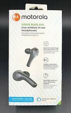 Motorola Verve Buds 500 True Wireless in-ear Headphones | Black 💎New💎