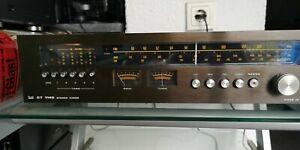 Dual CT 1140 Stereo Tuner HiFi Radio Empfang