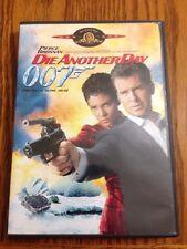 Pierce Brosnan Die Another Day DVD 007