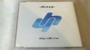 ULTRAHIGH - STAY WITH ME - 7 MIX DANCE CD SINGLE - ULTRA HIGH